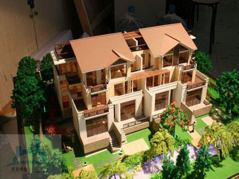 单体.别墅模型