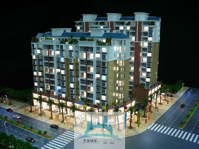 房产销售模型
