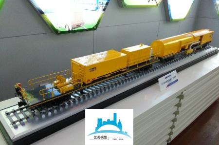 中国北车隧道清洁车