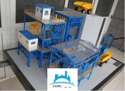 山东煤机集团设备模型1